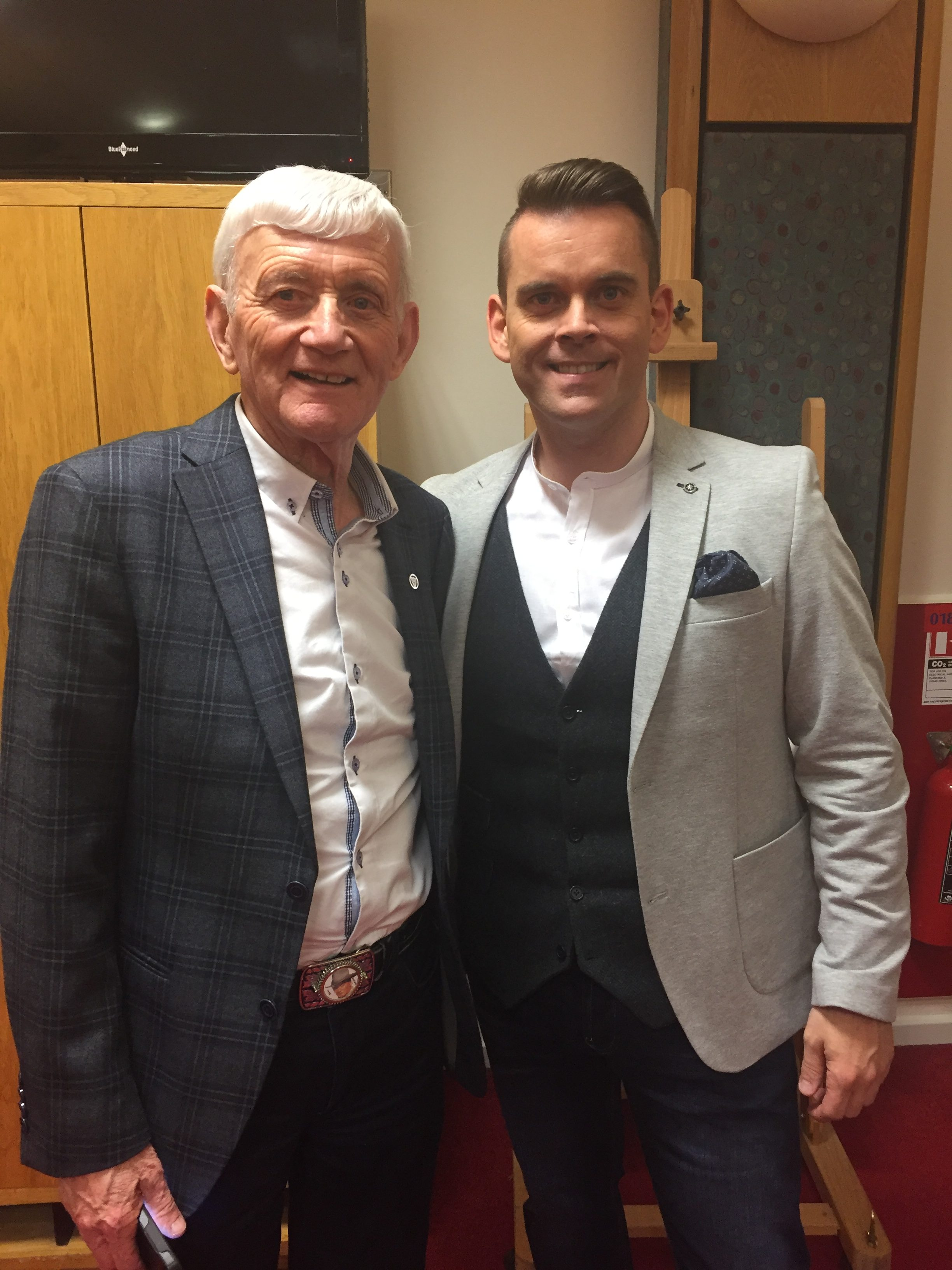 Henry McMahon & Gerry